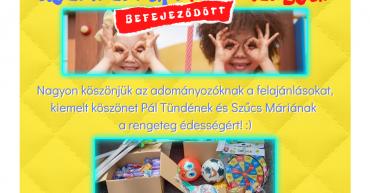 Gyermeknap ajándkégyár